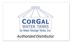Water Reclamation Storage Tanks