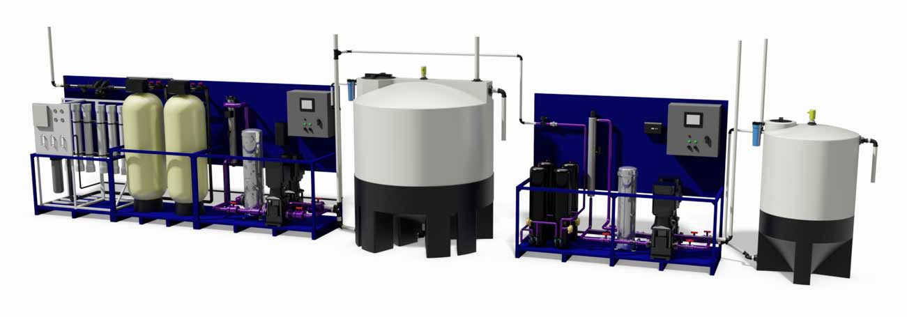 Packaged Commercial Water Treatment Systems Water Control